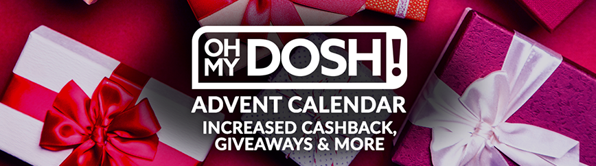The OhMyDosh Advent Calendar!